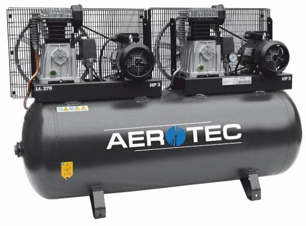 Aerotec Tandem Kompressor