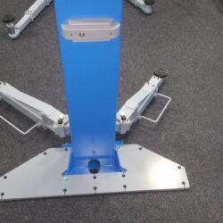 2 Säulen Hebebühne - Modell Profi 4000AG 4x3 Grundplatten