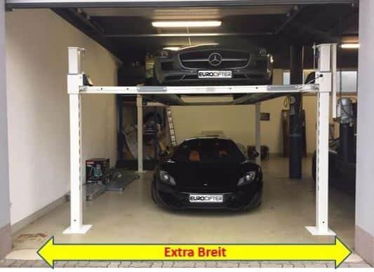 Mammut Parklift 4000 extra breit