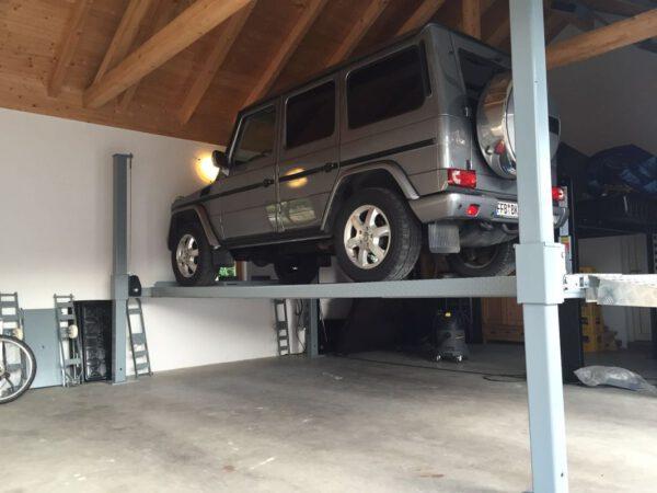 Mammut Parklift 5000 Mega