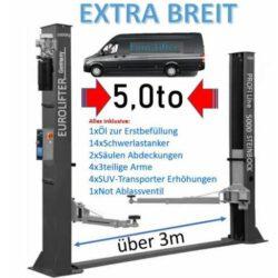 EuroLifter Hebebühne Mega-Line 5000 kg