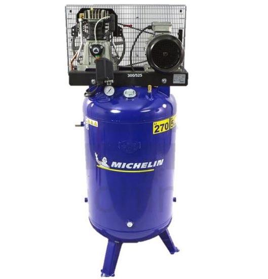 Michelin 270 Liter Vertikalkompressor 5,5 PS
