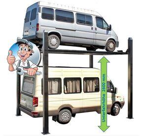 Parklift Wohnmobil Mega Hoch