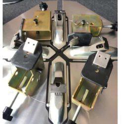 Motorradreifen-Adapter für Reifenmontier-Maschinen