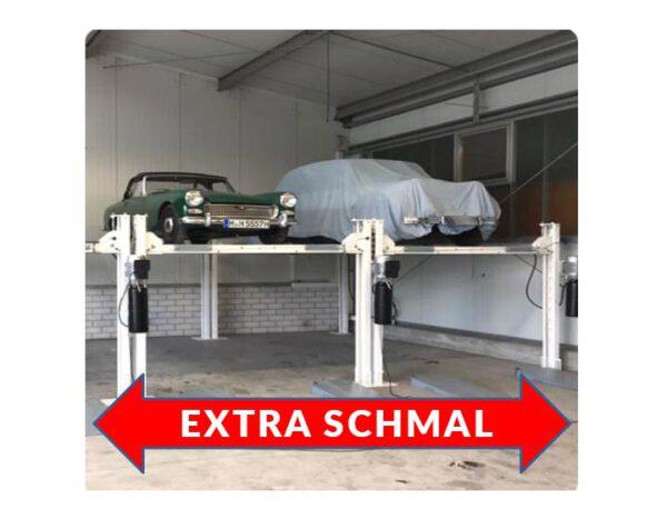 Parklift Typ XS 2500 extra schmal
