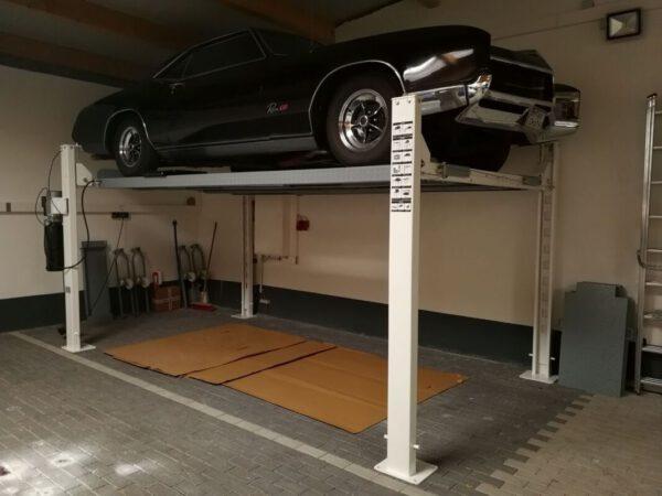 Parklift XXL - extra Breit-Hoch-Lang