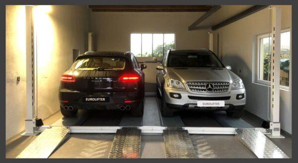 Doppelparker 4er Premium